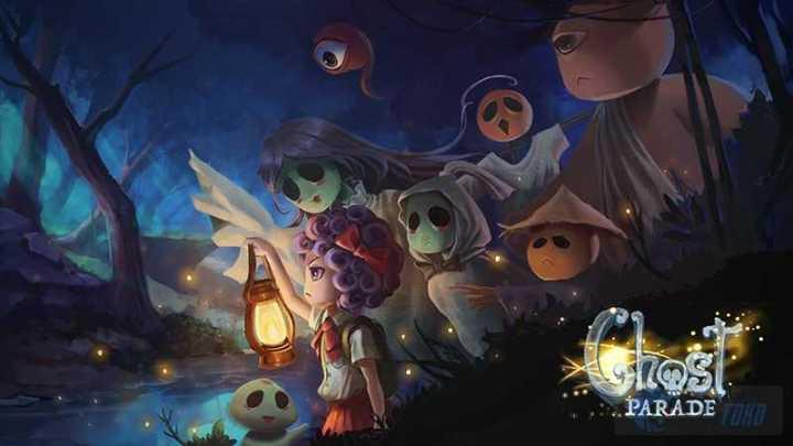 Lentera presenta Ghost Parade que llegará a PlayStation 4 en 2019
