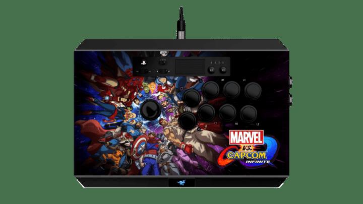 Razer anuncia el arcade stick Panthera Marvel vs Capcom: Infinite para PlayStation4