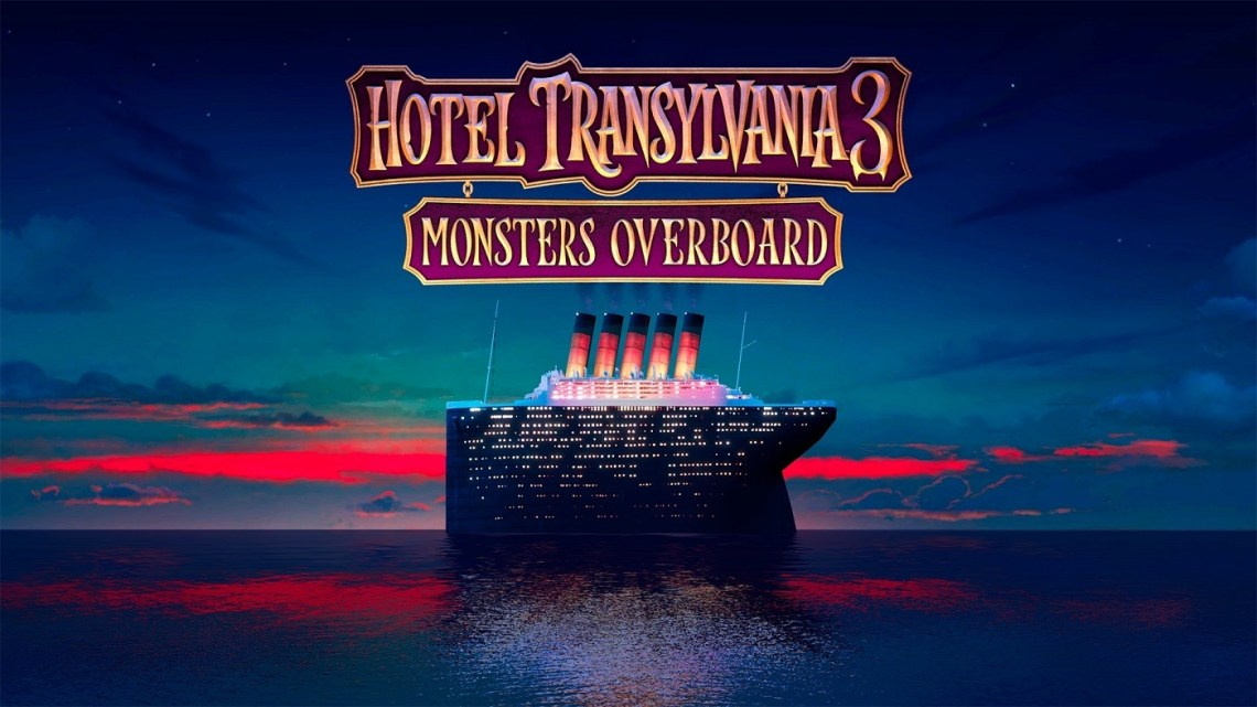 Avance | Hotel Transylvania 3: Monsters Overboard