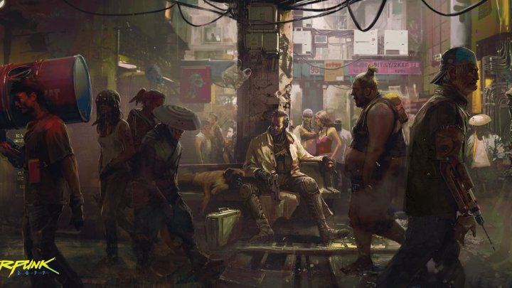 CD Projekt RED comparte una serie de impresionantes concepts arts de Cyberpunk 2077