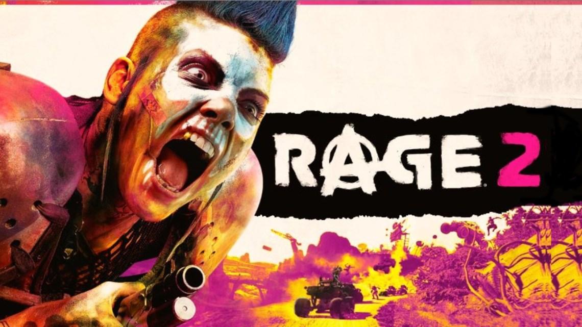 Rage 2 priorizará la diversión con armas y habilidades antes que la historia