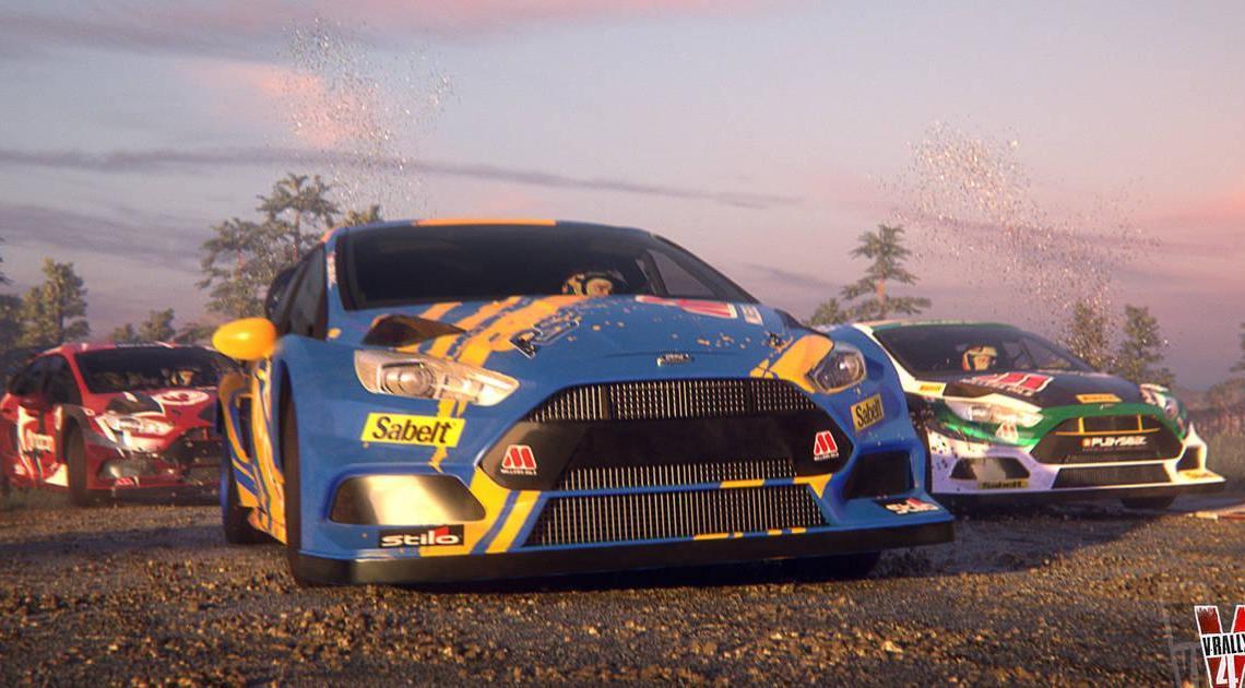 V-Rally 4 confirma su lanzamiento para septiembre   Nuevo gameplay centrado en el modo Hillclimb