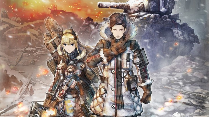 Revelado el tamaño en disco de Valkyria Chronicles 4 para PlayStation 4 y Nintendo Switch