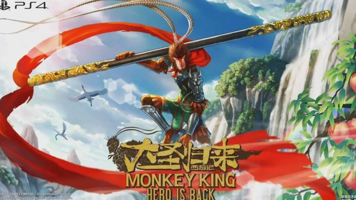Monkey King: Hero is Back ya se encuentra disponible