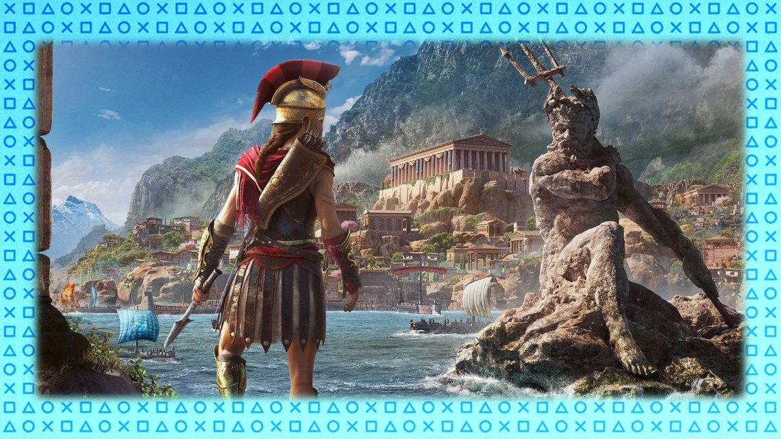 Avance | Assassin's Creed Odyssey