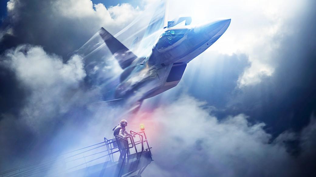 Bandai Namco presenta el tráiler de lanzamiento de Ace Combat 7: Skies Unknown