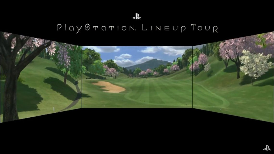 TGS 2018 | Anunciado Everybody's Golf VR para PlayStation VR