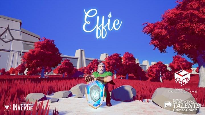 Effie, título de PlayStation Talents Games Camp en Valencia, arranca su campaña en Square Enix Collective
