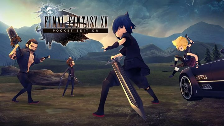 Filtrado en PlayStation Store el lanzamiento de Final Fantasy XV Pocket Edition HD