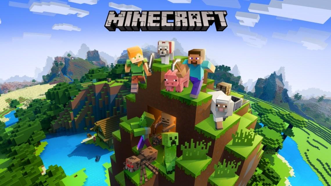 Microsoft también quiere sumar a PS4 al juego cruzado de Minecraft