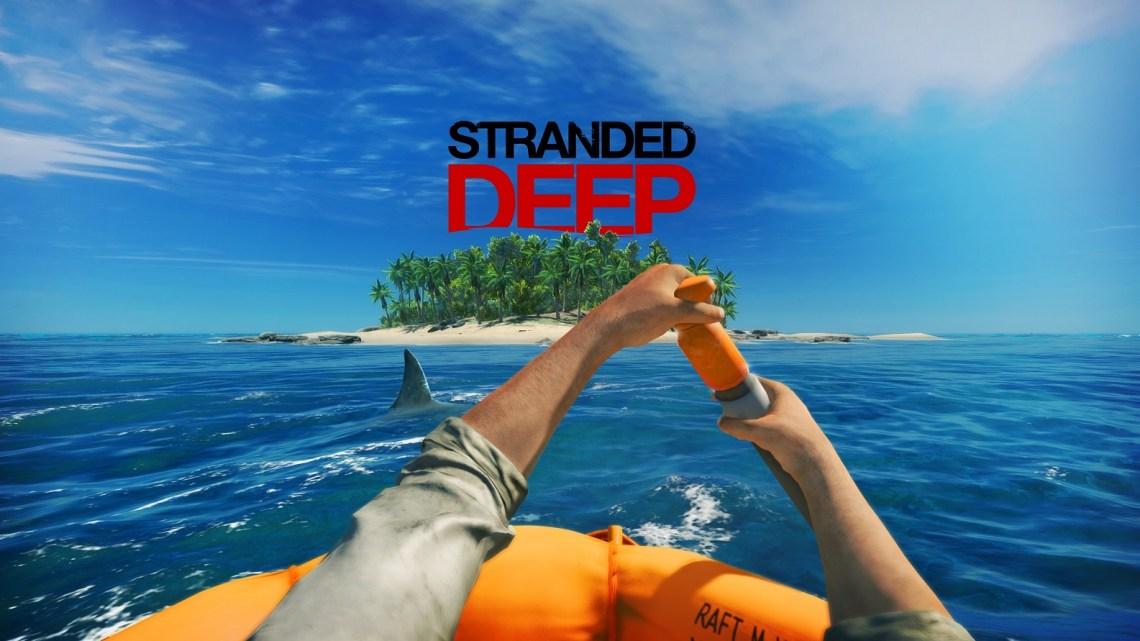 Stranded Deep, el fenómeno de supervivencia para PC, llega a PS4 y Xbox One el 9 de octubre