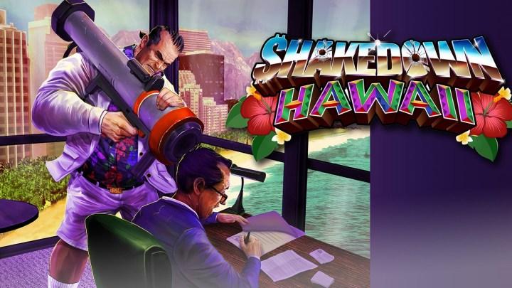 Shakedown: Hawaii se estrena en formato digital para ¡PS3 y Wii U!