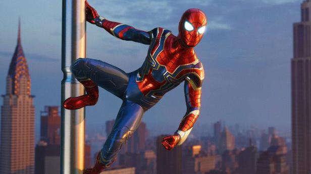 Insomniac Games incluye un guiño a GTA IV en Spider-Man