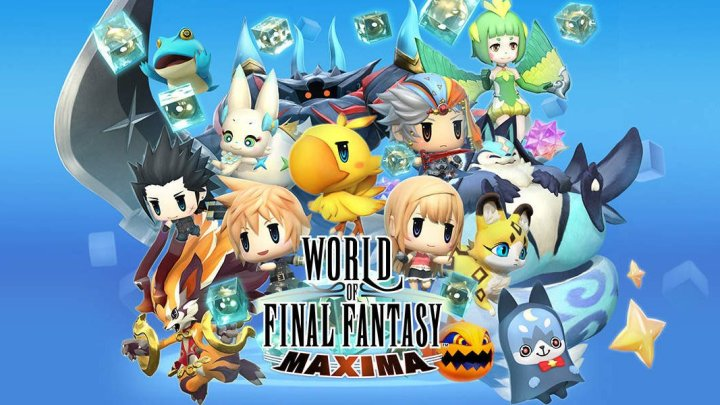 """World of Final Fantasy Maxima   Nuevas imágenes de """"mirages"""", combate """"boss"""" especial y más"""