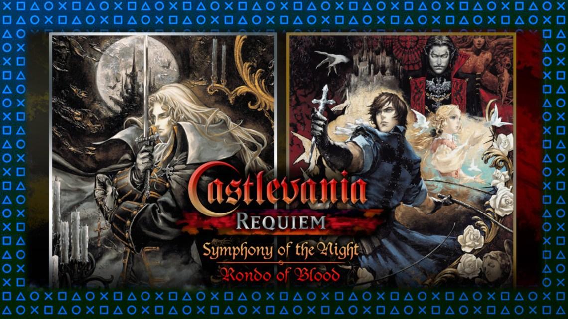 Análisis | Castlevania Requiem: Symphony of the Night & Rondo of Blood