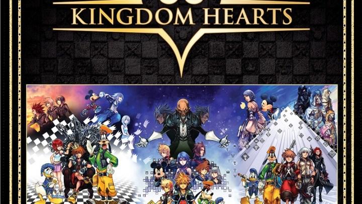Square Enix anuncia Kingdom Hearts: The Story So far