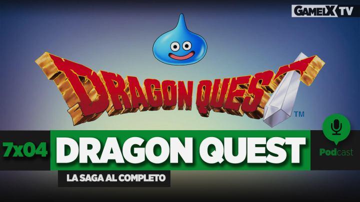 Podcast GameLX | 7×04 – Especial Saga Dragon Quest