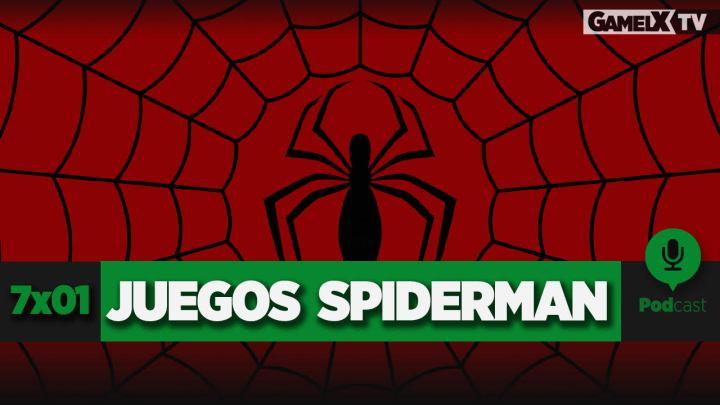 Podcast GameLX | 7×01 – Especial juegos Spiderman