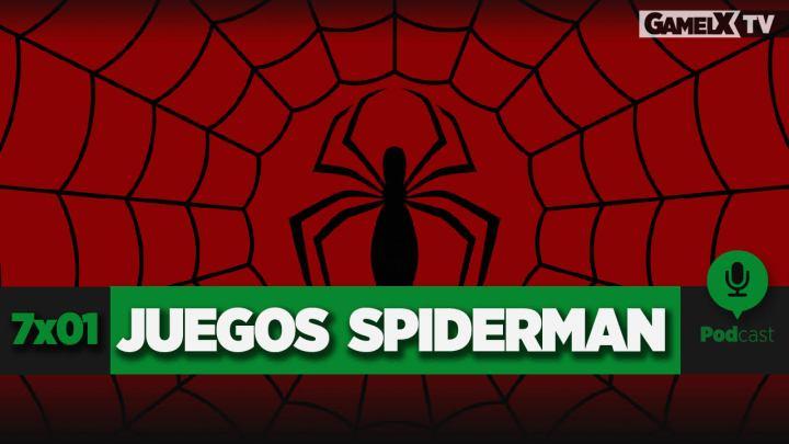 Podcast GameLX | 7×01 – Especial juegos Spiderman