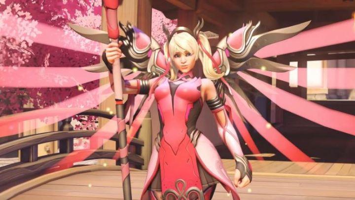 Overwatch   La lucha contra el cáncer de mama con las donaciones de Mercy rosa alcanzó los 12,7 millones de dólares