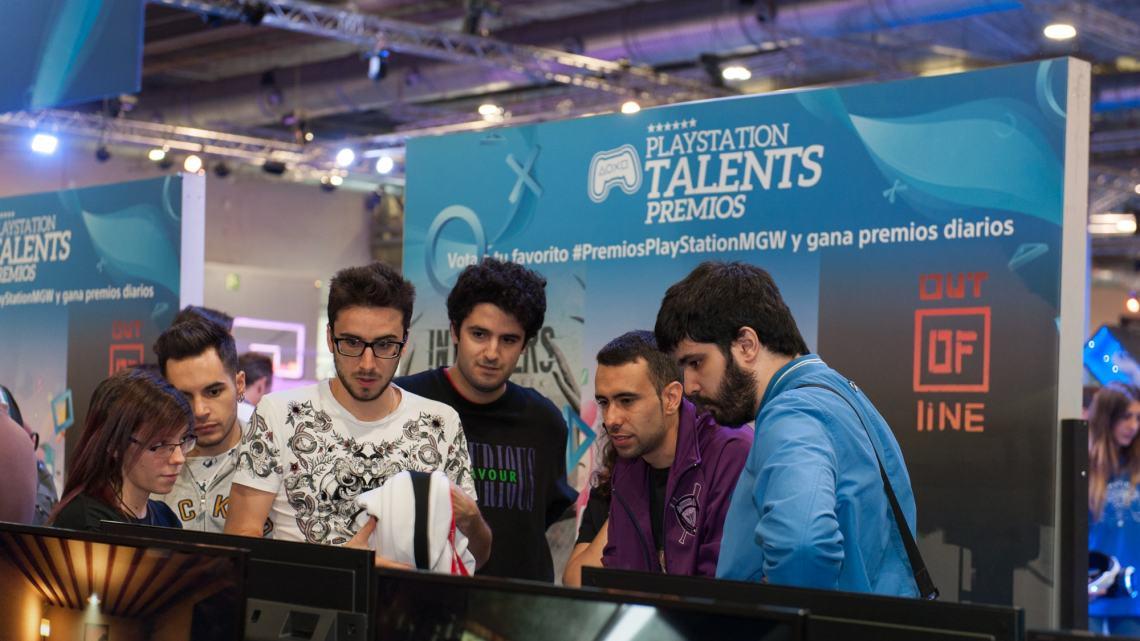 40 estudios de PlayStation Talents comparten su experiencia en la pasada Madrid Games Week
