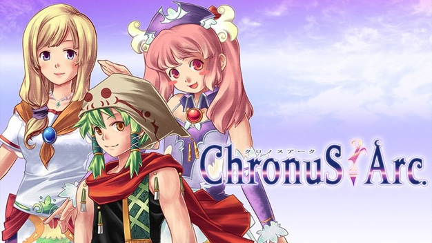 Chronus Arc anunciado para PlayStation 4 y PS Vita