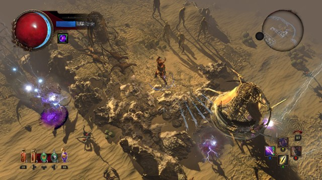 Path of Exile, el free-to-play de Grinding Gear Games, aparece listado para  PlayStation 4 – RegionPlayStation