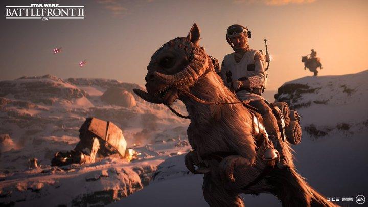 15 detalles que hacen que los lugares de Star Wars Battlefront II tengan vida