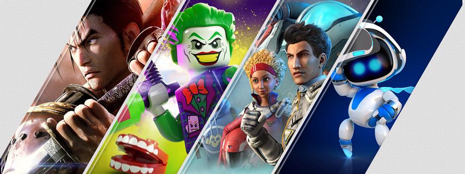 Actualización PlayStation Store Europa – 15 de octubre