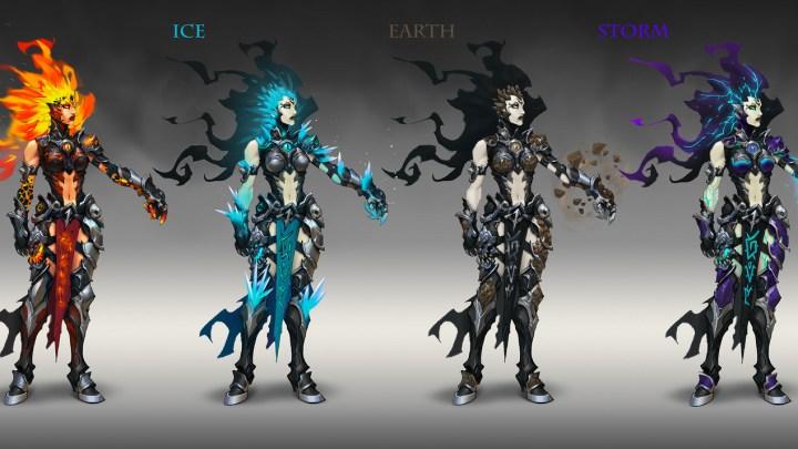 DarkSiders III celebra su lanzamiento revelando un exclusivo arte conceptual
