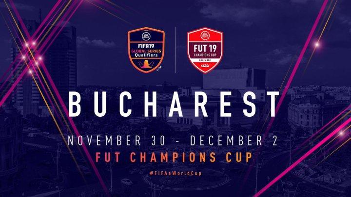Sigue el FUT Champions de Bucarest del 30 de noviembre al 2 de diciembre con AndoniiPM y Gravesen