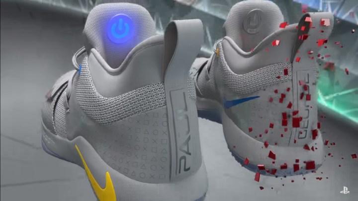 Nike PG 2.5 x PlayStation Colorway, las nuevas zapatillas de Nike y Sony se presentan en un nuevo tráiler