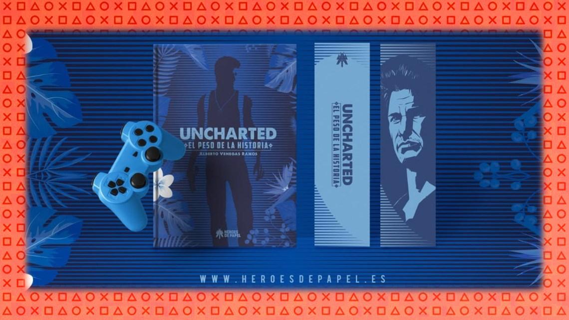 Reseña | Uncharted: El Peso de la Historia