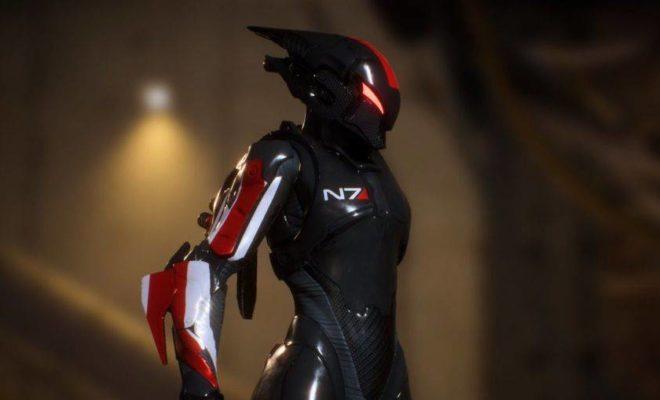 Anthem recibirá una armadura inspirada en la saga Mass Effect