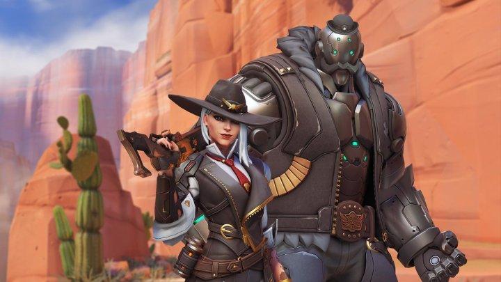 Ashe, la nueva heroína de Overwatch, ya se encuentra disponible