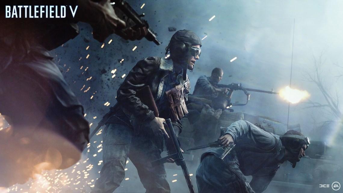 Adéntrate en el mayor conflicto de la humanidad – Battlefield V presenta su tráiler de lanzamiento