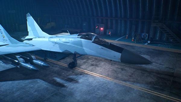 Ace Combat 7: Skies Unknown | Nuevo tráiler centrado en el 'MiG-29A'