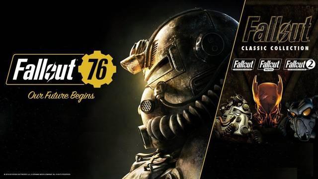 Bethesda regala las anteriores entregas de la saga Fallout a los usuarios de Fallout 76