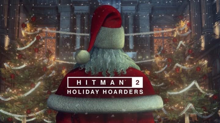"""La misión gratuita """"Holiday Hoarders"""" regresa a Hitman 2 con el traje """"Santa 47"""""""