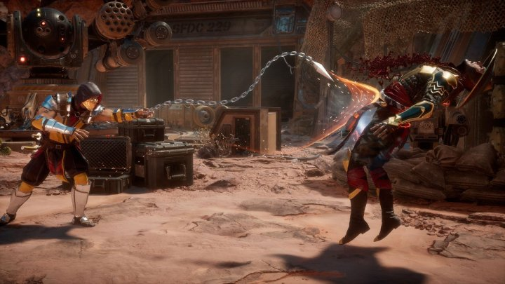 NetherRealm Studios revela el diseño de Scorpion para Mortal Kombat 11