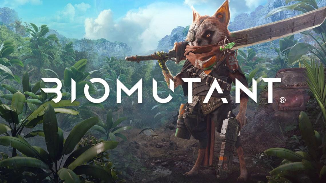 Biomutant estrena nuevo tráiler centrado en el universo y personajes del juego