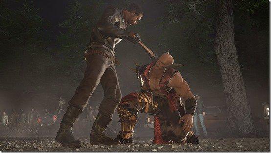 Negan muestra los contundentes golpes de Lucille en el nuevo gameplay de Tekken 7