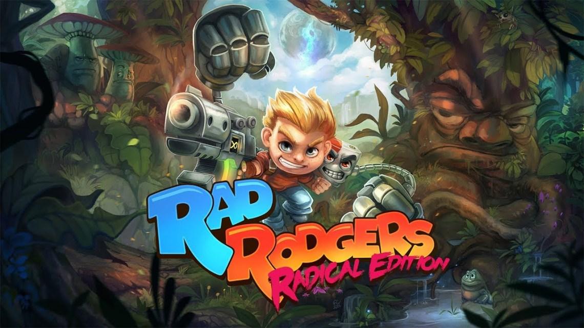 Rad Rodgers para PlayStation 4 rtecibirá nuevo contenido gratuito a principios de 2019