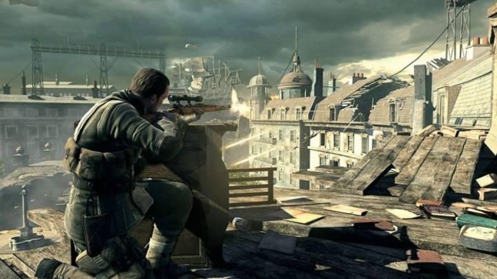 Sniper Elite V2 Remastered ya se encuentra disponible
