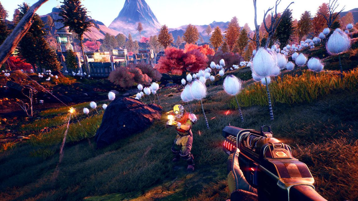 The Outer Worlds tendrá una exclusividad en Epic Games Store y Windows Store