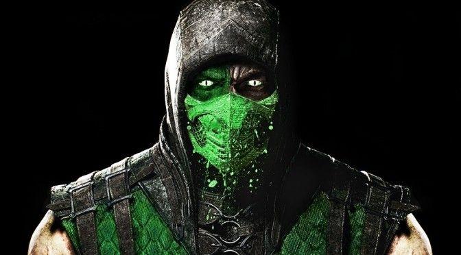 Se confirma de forma accidental la presencia de Reptil en el plantel de luchadores de Mortal Kombat XI