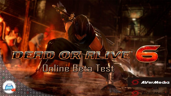 RegiónTV | Gameplay: Dead or Alive Online Beta Test