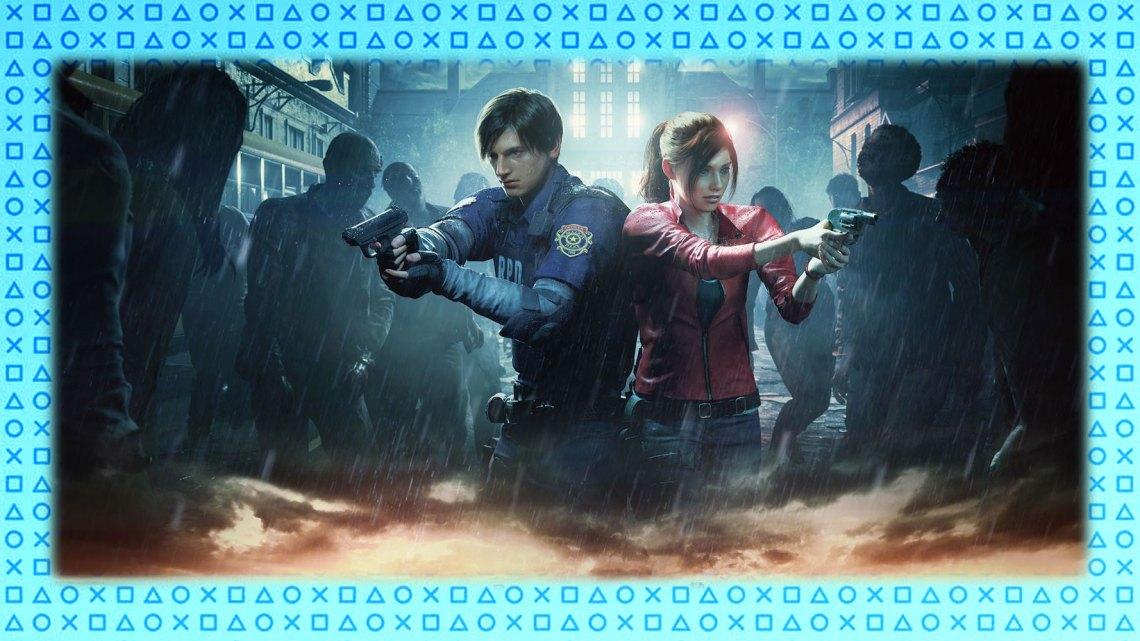 Avance | Resident Evil 2