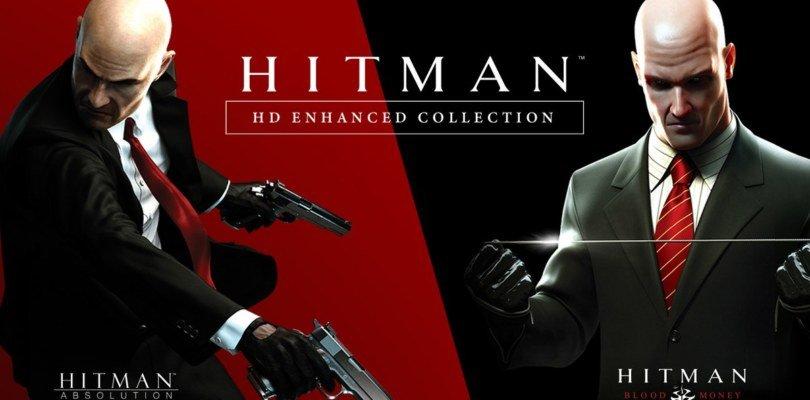Hitman HD Enhanced Collection llegará el próximo 11 de enero con diversas mejoras
