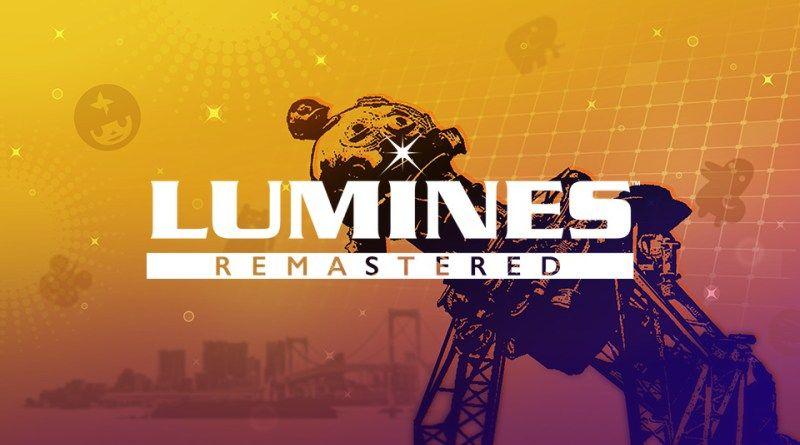 La ESRB lista el lanzamiento en físico de Lumines Remastered